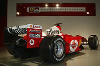 AUTO - F1 2004 - FERRARI LAUNCH - MARANELLO 20040126 - PHOTO : DPPI<br /> FERRARI F2004 - AMBIANCE *** Local Caption *** 00001237
