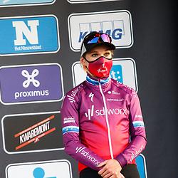 27-02-2021: Wielrennen: Omloop Het Nieuwsblad - Vrouwen: Gent: Amy Pieters
