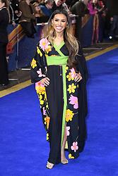 Melody Thornton attending the European premiere of Captain Marvel at Curzon Mayfair, London. Picture Credit Should Read: Doug Peters/EMPICS Entertainment