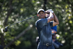 May 11, 2018 - Ponte Vedra Beach, FL, USA - TIGER WOODS  on the 13th tee during round 2 of the Players Championship 2018 at TPC Sawgrass. (Credit Image: © Bill Frakes via ZUMA Wire)