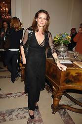 ANNABELLE SCHOFIELD at a party to celebrate the publication of The End of Sleep by Rowan Somerville held at the Egyptian Embassy, London on 27th March 2008.<br /><br />NON EXCLUSIVE - WORLD RIGHTS