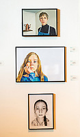 Coventry city of culture 2021 the  Ruth Borchard Collection's Self-Portrait Prize 2021 at the coventry cathedral. The Prize is the only art competition of its kinds to focus exclusively on self-portraiture.