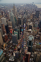 Times Square & Midtown Manhattan Skyscrapers