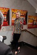 NOELLE RENO, ÒSAFFRON TUESDAYÓ UK PREMIERE OF BURMA VJ <br />  BAFTA, Piccadilly, LONDON. 14 July 2009<br /> NOELLE RENO, ?SAFFRON TUESDAY? UK PREMIERE OF BURMA VJ <br />  BAFTA, Piccadilly, LONDON. 14 July 2009