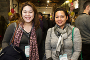 31/01/2018  retro free : Rachel Lim and Joanne Ng , from Esplanade-Theatres on the Bay  at the launch of Wide Eyes, a unique one-off European arts extravaganza for babies and children aged 0 – 6. Hosted by Baboró, Wide Eyes will take place in Galway till Sun 4 February. This imaginative programme will feature 15 new theatre and dance shows from some of Europe's finest creators of Early Years work from Austria, Belgium, Denmark, Finland, France, Germany, Hungary, Italy, Poland, Romania, Slovenia, Spain, Sweden, UK and Ireland. For more see www.wideeyesgalway.ie<br /> <br /> Wide Eyes will welcome almost 200 artists and arts professionals from almost 20 countries to enthral and engage children over four jam-packed days. Photo:Andrew Downes, XPOSURE