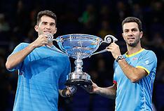 20151121 GBR: ATP Tennis Tour Finals day 7, London
