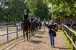 Abteilung Reiten<br /> Ribnitz-Damgarten - Reitanlage Hirschburg Bernsteinreiter 2020<br /> 26. Juli 2020<br /> © www.sportfotos-lafrentz.de/Stefan Lafrentz