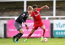 Freddie Hinds of Bristol City U23 - Mandatory by-line: Paul Knight/JMP - 16/02/2017 - FOOTBALL - Twerton Park - Bath, England - Bristol City U23 v Southampton U23 - Premier League 2 Cup