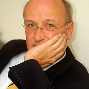 Burgemeester Fiezee van Zeewolde neemt afscheid