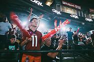 PHOENIX, AZ - SEPTEMBER 8: Drone Racing League hosts a live event at Chase Field. (Photo by Sarah Sachs/Arizona Diamondbacks)