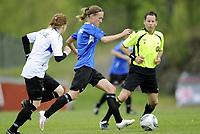 Fotball<br /> Norge<br /> 04.05.2011<br /> Foto: Morten Olsen, Digitalsport<br /> <br /> Trening Norge A kvinner<br /> Nadderud Stadion<br /> Internkamp - Norge Blå mot Norge Hvit<br /> <br /> Gry Tofte Ims (B)