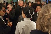 MARIKO MORI, Mariko Mori opening, Royal Academy Burlington Gardens Gallery. London. 11 December 2012.
