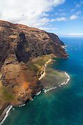 Nuulolo Kai, Kauai, Hawaii