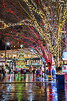 Holiday Lights @ Westlake Center, Downtown Seattle