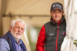 Godel Brian, Hasenböhler Peter, SUI<br /> FEI EventingEuropean Championship <br /> Avenches 2021<br /> © Hippo Foto - Dirk Caremans<br />  26/09/2021
