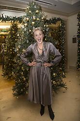 December 12, 2017 - Hollywood, California, U.S. - American Actress SHARON STONE promotes the movie 'Mosaic' in Hollywood. (Credit Image: © Armando Gallo via ZUMA Studio)