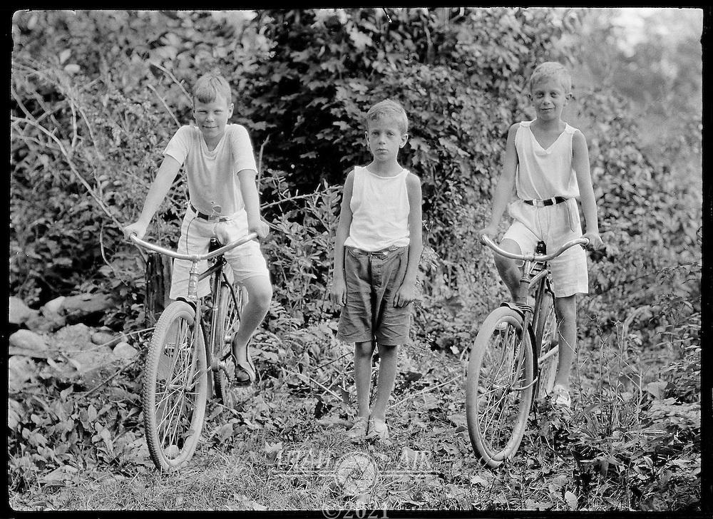 Boys and Bikes