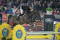 Wathelet Gregory (BEL) - Cortes 'C'<br /> Jumping Mechelen 2010<br /> © Dirk Caremans