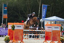 Kuijpers Leon (NED) - Eurocommerce New York<br /> KWPN Paardendagen 2011 - Ermelo 2011<br /> © Dirk Caremans