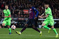 FC Barcelona v Levante FC - 17 Jan 2019