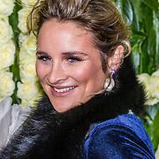 NLD/Amsterdam//20170309 - 5 jarig bestaan Vogue, Lieke van Lexmond en haar zus Jetteke van Lexmond