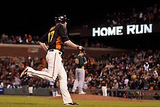 20110328 - Oakland Athletics at San Francisco Giants (MLB Baseball)