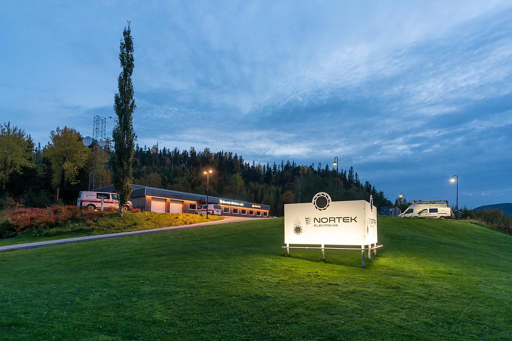 Nortek Elektro AS er leverandør av elektrisk installasjonsmateriell og elektrisk installasjon på Fosen, tilknyttet Rissa kraftlag.