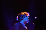 Jamie Cullum performs  at the  Riviera  Club in Madrid