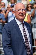 Amerikaanse ambassadeur Pete Hoekstra aanwezig bij de viering van 75 jaar vrijheid in Terneuzen.