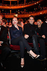 29-year-old actress Scarlett Johansson is expecting her first child with fiance Romain Dauriac it was confirmed. Johanssonís pregnancy news comes six months after her rep confirmed that she was engaged to French journalist Dauriac. The couple first went public with their romance in November 2012. File photo : Scarlett Johansson and boyfriend Romain Dauriac attending the 39th Annual Cesar Film Awards ceremony held at the Theatre du Chatelet in Paris, France on February 28, 2014. Photo by Bernard-Briquet-Orban/ABACAPRESS.COM