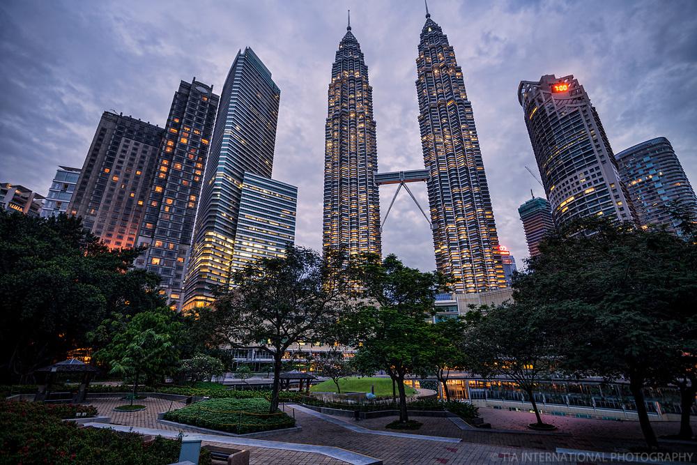 Kuala Lumpur City Centre Park (KLCC Park)