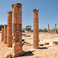 Ptolemais - Libya