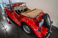1952 MG (rear)