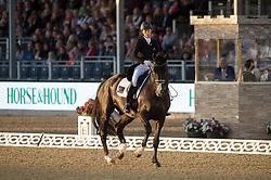 Williamson Wendi , NZL, Dejavu MH<br /> Grand Prix Freestyle  <br /> Royal Windsor Horse Show<br /> © Hippo Foto - Jon Stroud