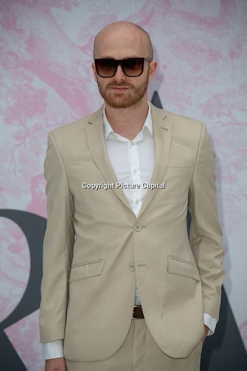 Adam Morse arrives at V&A - summer party, on 19 June 2019, London, UK