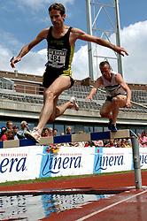 01-07-2007 ATLETIEK: NK OUTDOOR: AMSTERDAM<br /> Simon Vroemen en Dennis Licht<br /> ©2007-WWW.FOTOHOOGENDOORN.NL