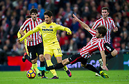 Athletic Club Bilbao vs Villarreal CF