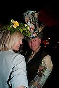 JENNY VAN SOMMERS; SIMON COSTIN, Folklore Fete,  English folk dance and song society. 2 Regent Pk Rd. London. 30 APRIL 2009.