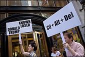 Miscellaneous Anti-Trump Protests