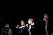 Matteo Salvini nel suo tour in Toscana a Cecina (LI)<br /> 22 aprile 2015 . Daniele Stefanini /  OneShot