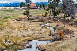 Cascade Idaho Ranch.