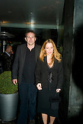 GILLIAN ANDERSON AND MARK GRIFFITHS, ESQUIRE Editor Jeremy Langmead hosts a Salon/ dinner in honour of Casey Affleck. SUKA at Sanderson Hotel, 15 Berners Street, London. 28 May 2008 *** Local Caption *** -DO NOT ARCHIVE-© Copyright Photograph by Dafydd Jones. 248 Clapham Rd. London SW9 0PZ. Tel 0207 820 0771. www.dafjones.com.