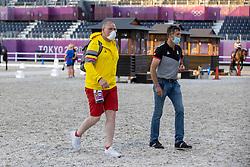 Van Lent Jeroen, Verwimp Wim, BEL<br /> Olympic Games Tokyo 2021<br /> © Hippo Foto - Dirk Caremans<br /> 18/07/2021
