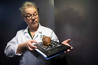 Giant African land snail at the ZSL London Zoo Annual Stocktake in London, England. Thursday 2nd January 2020