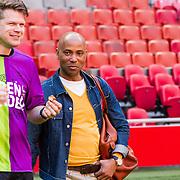 NLD/Amsterdam/20180503- Coen en Sander Live vanuit Johan Cruijff Arena, Coen Swijnenberg en Humberto Tan