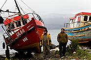 CHL111 Puerto Williams in Chile