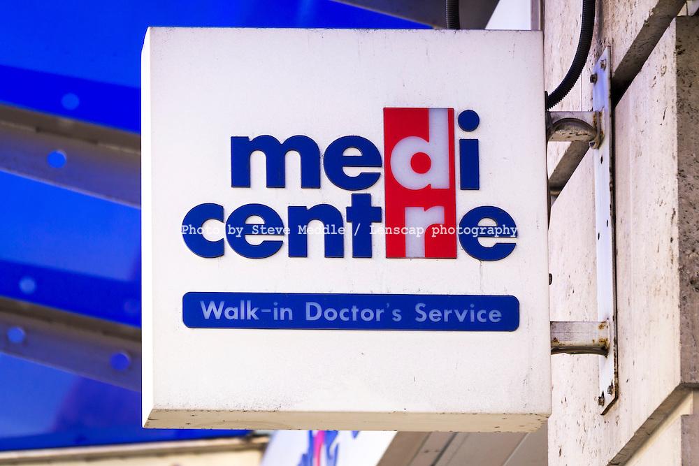 Medicentre Walk In Doctors Service - Sep 2013.