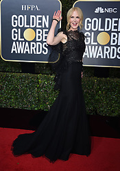 Kit Harington at the 75th Annual Golden Globe Awards held at the Beverly Hilton Hotel on January 7, 2018 in Beverly Hills, CA ©Tammie Arroyo-GG18/AFF-USA.com. 07 Jan 2018 Pictured: Nicole Kidman. Photo credit: MEGA TheMegaAgency.com +1 888 505 6342
