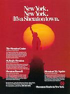 Sheraton Hotel Statue of Liberty
