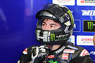 #12 Maverick Vinales, Spanish: Movistar Yamaha during the Italian MotoGP at Autodromo Internazionale, Mugello, Italy on 1 June 2019.